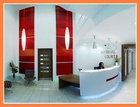 * (Manchester-M5) Modern & Flexible Serviced Office Space For Rent-Let!
