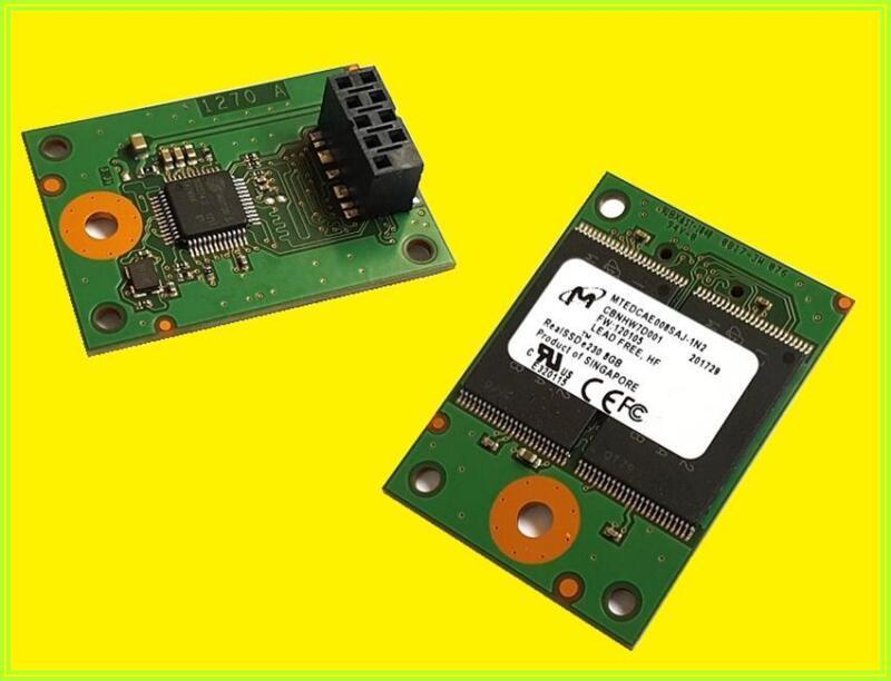 Micron Flash Card 8 Gbyte Embedded USB 2.0 Mass Storage Drive eUSB 1 Stück