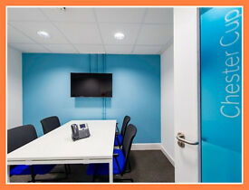 * (Chester-CH2) Modern & Flexible Serviced Office Space For Rent-Let!‎