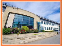 * (South Gyle-EH12) Modern & Flexible Serviced Office Space For Rent-Let!‎