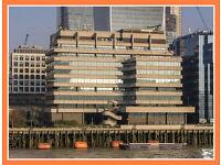 ●(London Bridge-EC3R) Modern & Flexible - Serviced Office Space London!