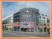 ●(Greenwich-SE8) Modern & Flexible - Serviced Office Space London!