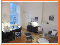 * (Glasgow-G2) Modern & Flexible Serviced Office Space For Rent-Let!
