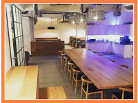 ●(High Holborn-WC1V) Modern & Flexible - Serviced Office Space London! Creative Private Offices