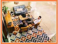 ●(South Bank-SE1) Modern & Flexible - Serviced Office Space London!