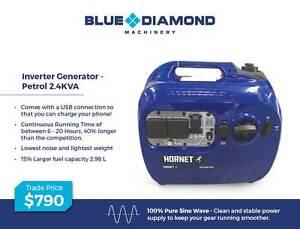 Inverter Petrol Generator – PureSine Wave – BDM & Yamaha 1 -7 KVA Greenslopes Brisbane South West Preview