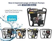 Diesel Water Pump – Yanmar & BDM Fire Fighter/Transfer/Trash Pump Sunnybank Hills Brisbane South West Preview