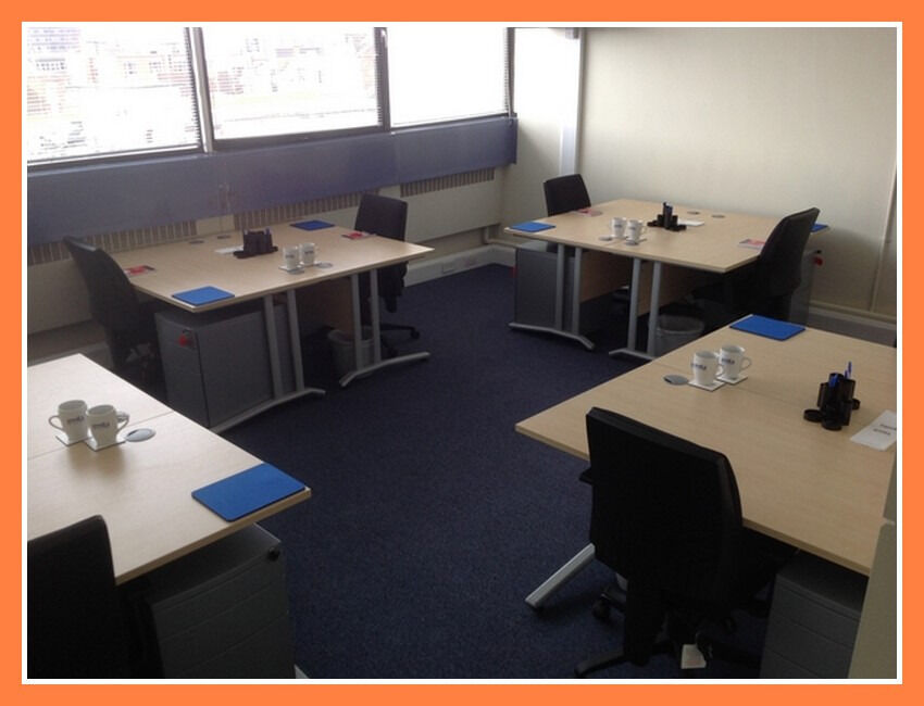 * (Swindon-SN1) Modern & Flexible Serviced Office Space For Rent-Let!