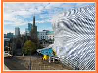 Office Space in * ‎Birmingham * For Rent - Serviced Offices Birmingham - B2