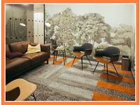 ●(Aldgate East-E1) Modern & Flexible - Serviced Office Space London!