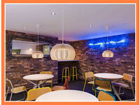 ●(Bloomsbury-WC1A) Modern & Flexible - Serviced Office Space London!‎