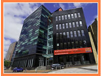* (Salford-M50) Modern & Flexible Serviced Office Space For Rent-Let!‎