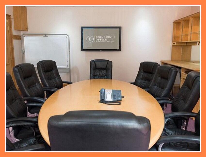 * (Edinburgh-EH1) Modern & Flexible Serviced Office Space For Rent-Let!