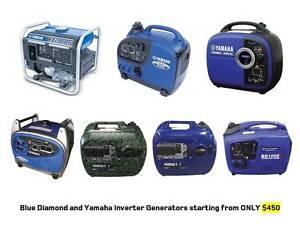 Inverter Petrol Generator – PureSine Wave – BDM & Yamaha 1 & 3KVA Sunnybank Hills Brisbane South West Preview