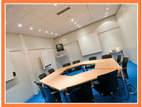 * (Chertsey-KT16) Modern & Flexible Serviced Office Space For Rent-Let!‎