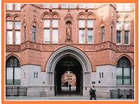 ●(Holborn-EC1N) Modern & Flexible - Serviced Office Space London!