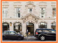 ●(Marylebone-W1G) Modern & Flexible - Serviced Office Space London!‎