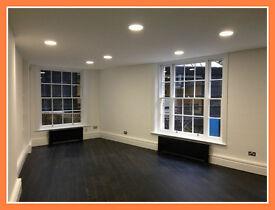 ●(Clerkenwell-EC1M) Modern & Flexible - Serviced Office Space London!