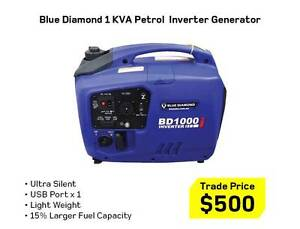 Portable Petrol & Diesel Generator – 9KVA, 6KVA & 3KVA Gordon Ku-ring-gai Area Preview