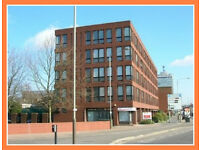 * (Leicester-LE1) Modern & Flexible Serviced Office Space For Rent-Let!‎