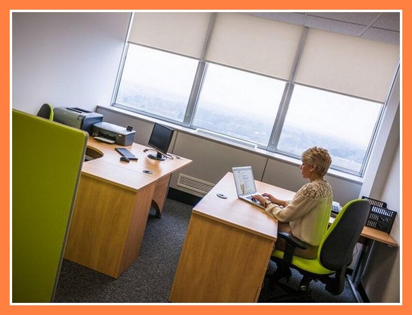 Bracknell RG12 Modern Flexible Serviced Office Space For Rent Let