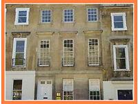 * (Bath-BA1) Modern & Flexible Serviced Office Space For Rent-Let!