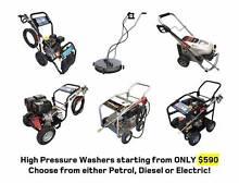 High Pressure Washer 4000 PSI – Petrol / Diesel  - NEW Kewdale Belmont Area Preview