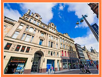 * (Glasgow-G1) Modern & Flexible Serviced Office Space For Rent-Let!‎