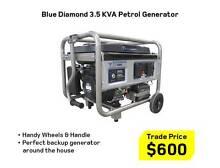 Portable Petrol & Diesel Generator – 1KVA-9KVA *Silent*Key Start* Kewdale Belmont Area Preview