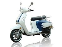 *Brand New* 66 plate WK Bellissima 50cc. Warranty, Free delivery, Part-Ex 12-10