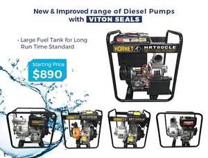 Diesel Water Pump – Yanmar & BDM Fire Fighter/Transfer/Trash Pump Gordon Ku-ring-gai Area Preview