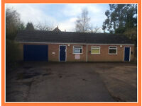 * (Leicester-LE9) Modern & Flexible Serviced Office Space For Rent-Let!