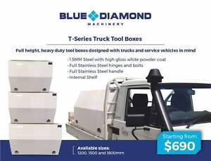 T-Series Truck Box - 1200-1800mm - Tool Box -Extra High - 1.5mm Kewdale Belmont Area Preview