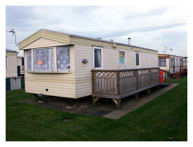 Holiday caravan (8 Berth) in Chapel St Leonards on the beautiful Lincolnshire Coast