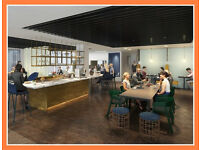 ●(Fitzrovia-W1T) Modern & Flexible - Serviced Office Space London!