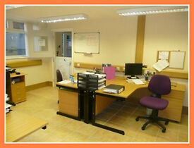 * (Bletchley-MK1) Modern & Flexible Serviced Office Space For Rent-Let!