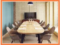 ●(Shoreditch-E1) Modern & Flexible - Serviced Office Space London!