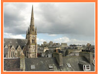 * (Aberdeen-AB10) Modern & Flexible Serviced Office Space For Rent-Let!‎