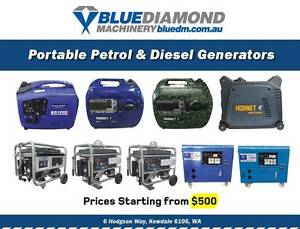 Portable Petrol & Diesel Generator – 1KVA-9KVA *Silent*Key Start* Sunnybank Hills Brisbane South West Preview