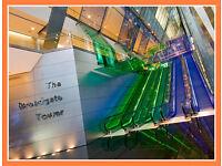 ●(Liverpool Street-EC2A) Modern & Flexible - Serviced Office Space London!