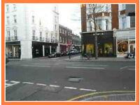 ●(Sloane Square-SW1X) Modern & Flexible - Serviced Office Space London!