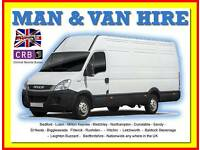 MAN AND VAN HIRE 24/7 CHEAP REMOVAL COURIER SERVICE HOUSE FLAT OFFICE LONDON EBAY MOVE SOFA BUSINESS