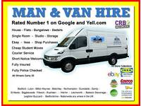 ST NEOTS CHEAP MAN VAN HIRE HOUSE FLAT OFFICE REMOVAL SOFA BED COURIER BUSINESS SERVICE EBAY