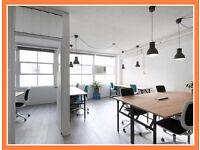 ●(Aldgate-EC3A) Modern & Flexible - Serviced Office Space London!