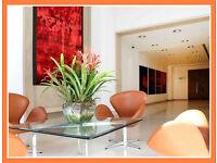 ●(Moorgate-EC2A) Modern & Flexible - Serviced Office Space London!