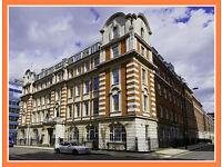 ●(Kings Cross-WC1H) Modern & Flexible - Serviced Office Space London!