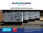 44KVA - 550KVA Cummins / Perkins - Large Diesel Generators Elizabeth West Playford Area Preview