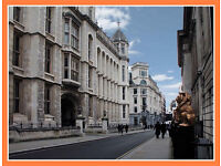 Co-Working Offices in (Chancery Lane-EC4A) - Book Your Next Workspace Today