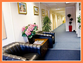 * (Liverpool-L19) Modern & Flexible Serviced Office Space For Rent-Let!‎