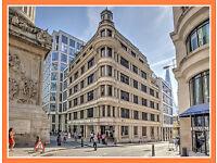 ●(Monument-EC3R) Modern & Flexible - Serviced Office Space London!